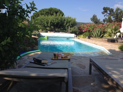 Photo for Luxury 5 Bedroom Villa in a Magnificent Garden