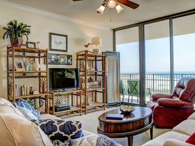 """Photo for """"Holiday Isle 712"""" on Gulf of Mexico 