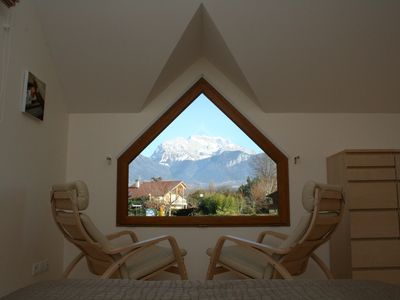 Photo for Apartment fitted to high standard very close to LAKE ANNECY, SAINT-JORIOZ