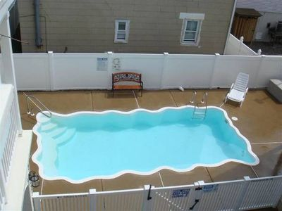Photo for 2br - 2 BLOCKS TO CONVENTION CENTER / PARK AND WALK ALL WEEK W/POOL