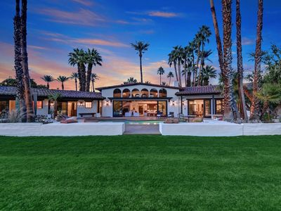 Photo for Massive Estate w/ Private Pool, Tennis Court, Amazing Mtn Views by Tennis Garden