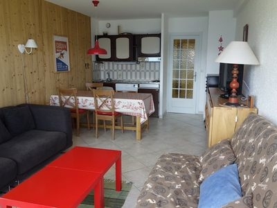 Photo for APARTMENT ALPE D'HUEZ AREA ALPE VIEL