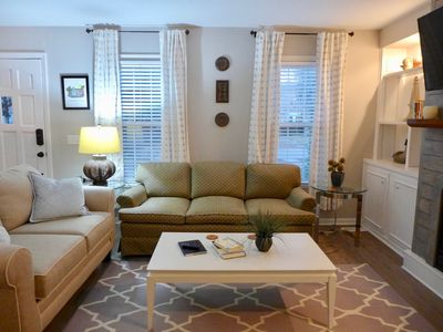 Photo for Classic Charleston Townhouse (Shem Creek area)