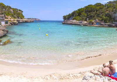 Studio 3 Adults, Free wifi, quiet area, the best beaches in Mallorca - Cala  Figuera