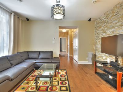 Photo for Luxury 2 bedroom, 2 bath condo with FREE parking