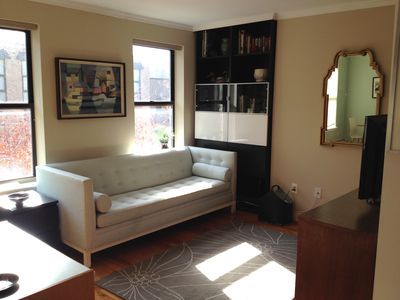 Photo for Private Large 1 Bedroom - Minutes From The City In Trendy Greenpoint
