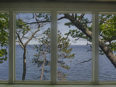 Photo for Windows on the Ocean : Penobscot Bay Contemporary