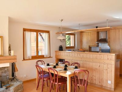 Photo for Apartment Romarin in Verbier - 6 persons, 3 bedrooms