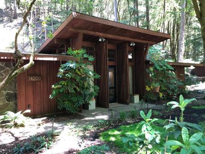 Quiet and Charming Mid Century Cabin