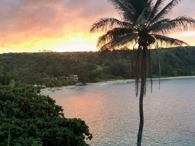 Photo for DREAMY BEACHFRONT,  STUNNING VIEWS,THE BEST SPOT ON THE ISLAND, PRIVACY, SERENE