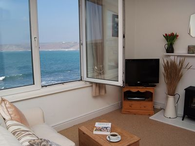 Photo for Stunning Sea Views at the Little Bo Apartment