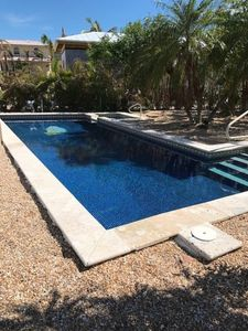 Photo for New Listing! Duck Key 3/2 w/ Private Pool and Dockage, BBQ, Deck