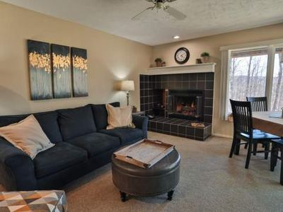 On-Site Pools, Hot Tub, Tennis. Trout Creek Condo #75 - 2 Bedrooms 2 Baths. Close to Skiing, Golf
