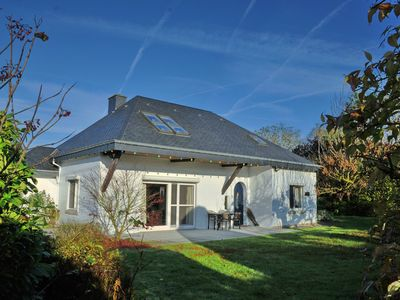 Photo for Family villa with a very spacious garden and a stone's throw from Durbuy