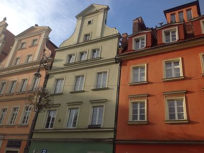 Photo for Apartment on Plac Solny in the heart of the city