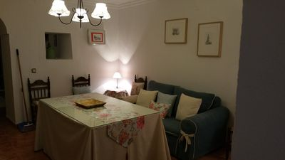 Photo for HOUSE IN THE CENTER OF ALAJAR..MUY COZY. RENOVATED JANUARY 17. 4 PEOPLE