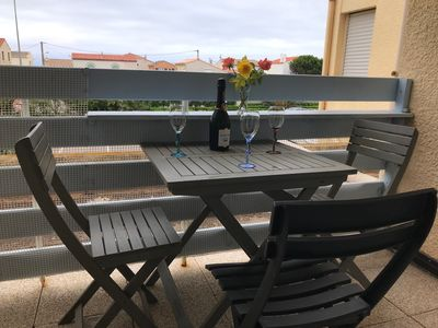 Photo for 1BR Apartment Vacation Rental in Narbonne, Aude