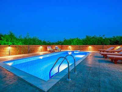 Photo for New Villa, Private Pool, Countryside Setting, 10 min drive to Zante, Ideal for Exploring the Island!