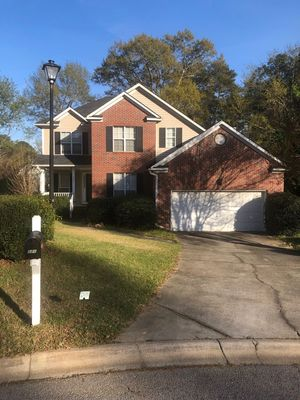 Photo for Great Home, quiet neighborhood with large pool.