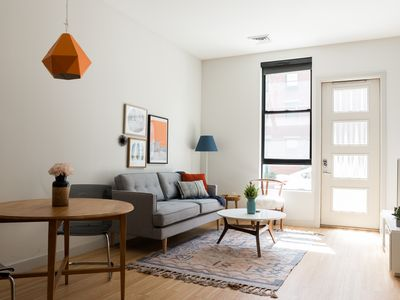 Photo for Bohemian 1BR in Seaport by Sonder