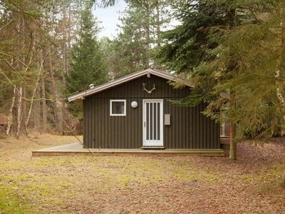 Photo for Idyllic Holiday Home in Store Fuglede near forest