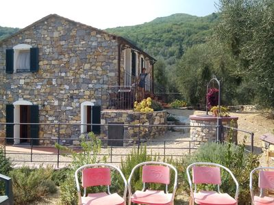 Photo for A stone cottage  with many opportunities: bike, trekking, relax and much more.
