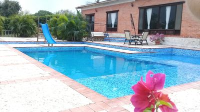 Photo for Villa With Pool For Rent Near Cartagena, Colombia.