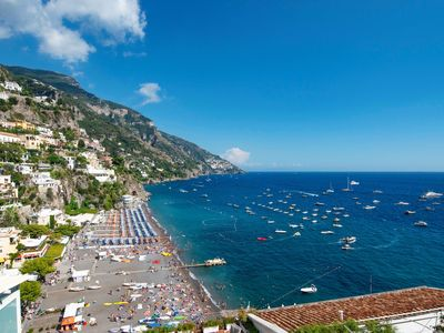 Photo for Casa Margherita ..... Positano, perfect location for your holiday in Positano