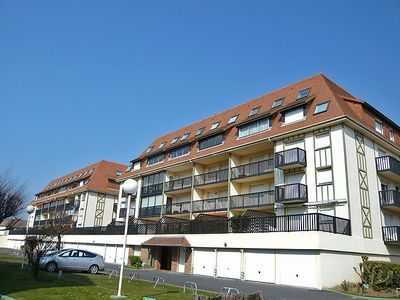 Photo for Apartment Le Deauville  in Villers sur mer, Normandy - 4 persons, 1 bedroom
