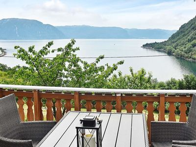 Photo for 7 person holiday home in Lavik