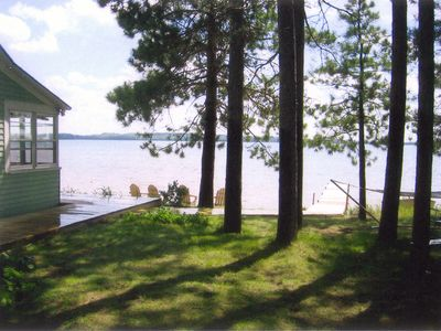 Photo for 2BR Cottage Vacation Rental in Manitowish Waters, Wisconsin