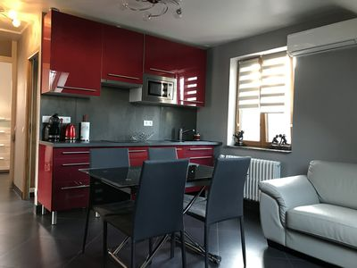 Photo for Annecy T3 Modern Free Parking Zero Fresh Household