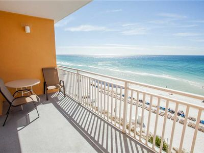 Photo for Beautiful one bedroom/two bath unit with breaktaking oceanfront views!