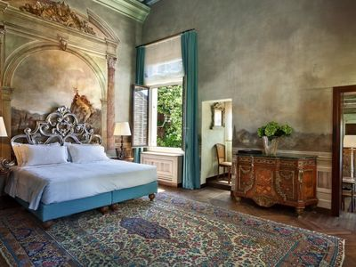 Photo for Palatial two-bedroom villa on the island of Giudecca in Venice - Inquire for best rates