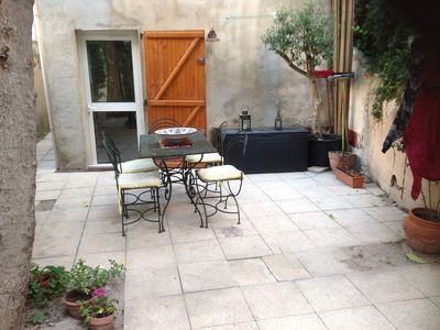 Photo for Small house with cool outside for aperitif or breakfast