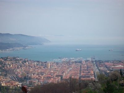 Photo for House Torre- the view of the Gulf of Poets a few miles from the Cinque Terre