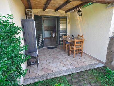 """Photo for """"Little Villa"""" , 100 meters from sandy BUDONI BEACH,A/C"""