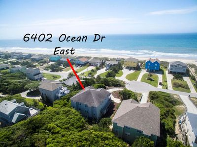 Photo for Spacious, 2nd Row, Expansive Ocean View Family House with Direct Beach Access!