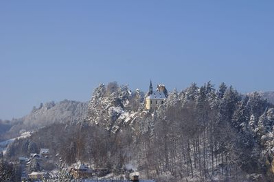 View from Holiday Home [winter]