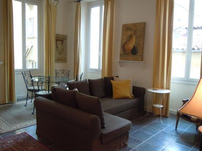 Photo for Superb Apartment In Superb Location, Airconditioned and in the Old Town, NIce