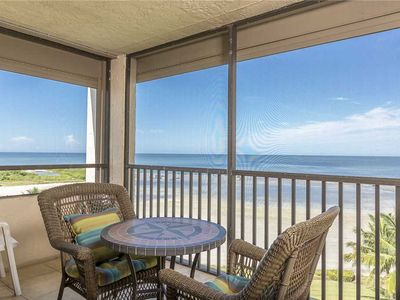 Photo for Sandarac B710, 2 Bedrooms, Sleeps 6, Elevator, Heated Pool, Gulf Front
