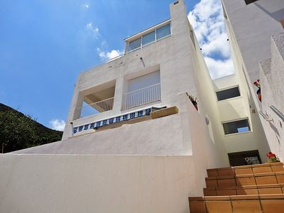 Photo for Apartment in Llançà with Air conditioning, Terrace, Washing machine (88059)