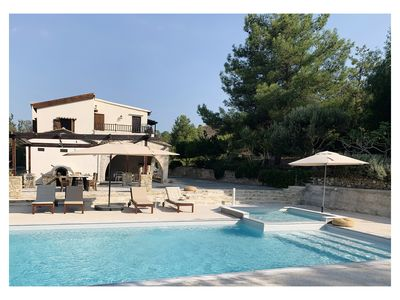 Photo for The Goathouse, 5 bedroom Cypriot villa with private pool.