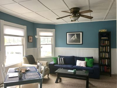 Photo for Bright Apartment Along the Mystic River