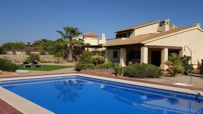 Photo for Villa with Private Pool on Golf Resort