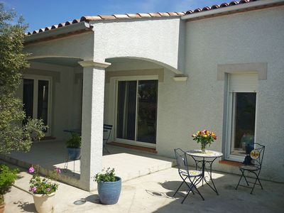Photo for Nice apartment for 4 guests with WIFI, A/C, TV and parking