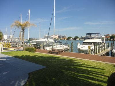 WATERFRONT 19 -  2 Queen beds ! Walk to all the fun or get a free ride!