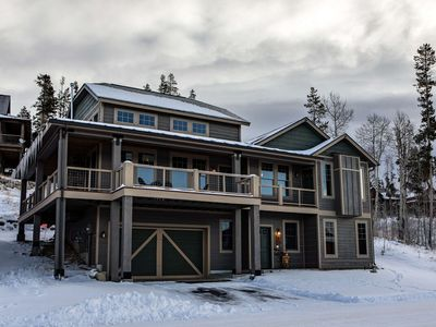 Photo for Private Home Above WP | New Hot Tub | Wrap Around Deck | Trail Access | Sleeps 10