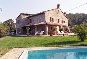 Photo for Villa with cottage, pool, spectacular view of Todi ~ NEW 2017 LOWER RATES!!