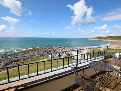 Photo for Devon Beach Penthouse | 3 Bedroom Apartment | Woolacombe